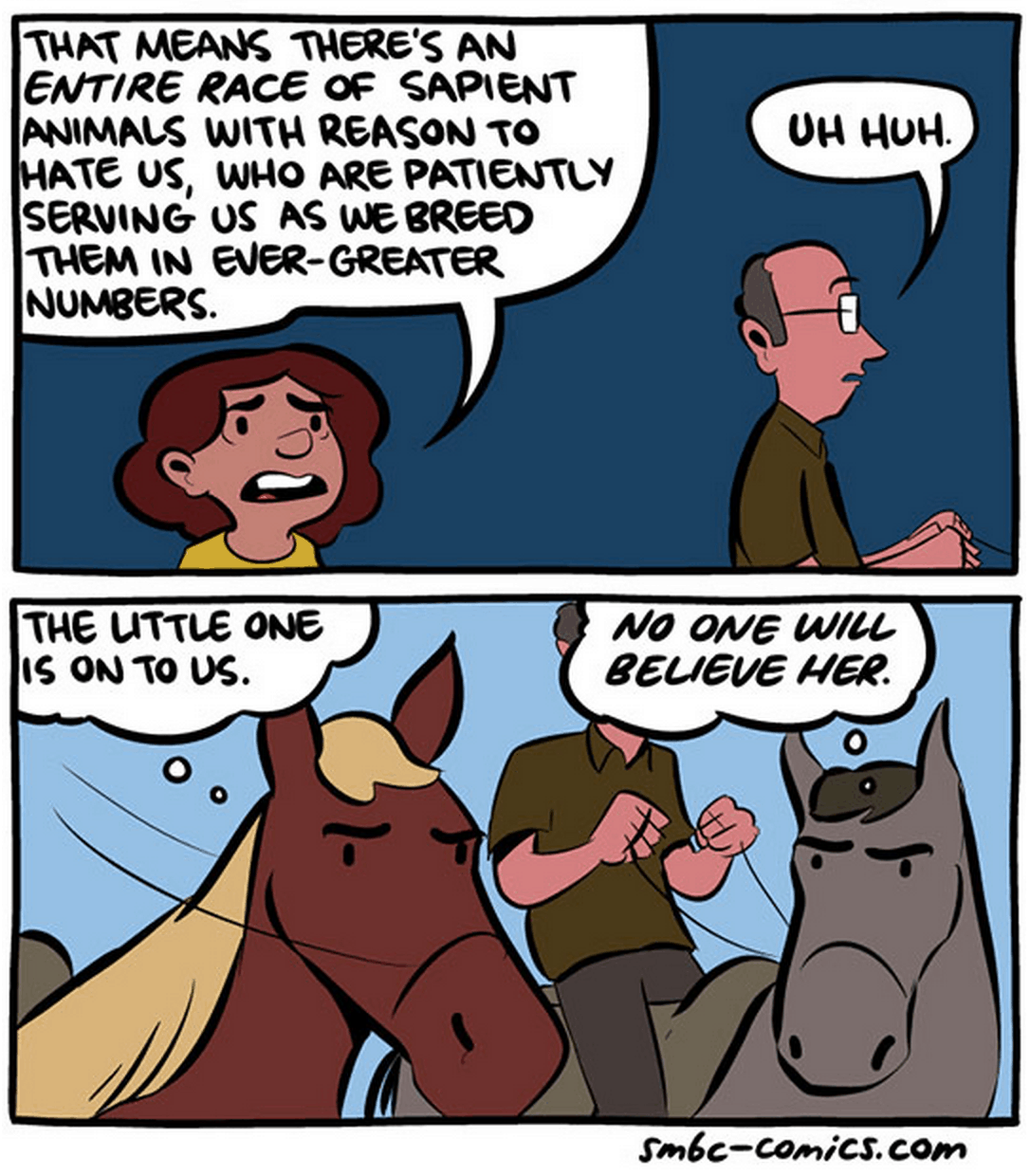 Saturday Morning Breakfast Cereal – web comic