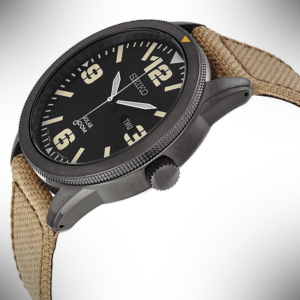 Seiko SNE331 Sport – tactical watch