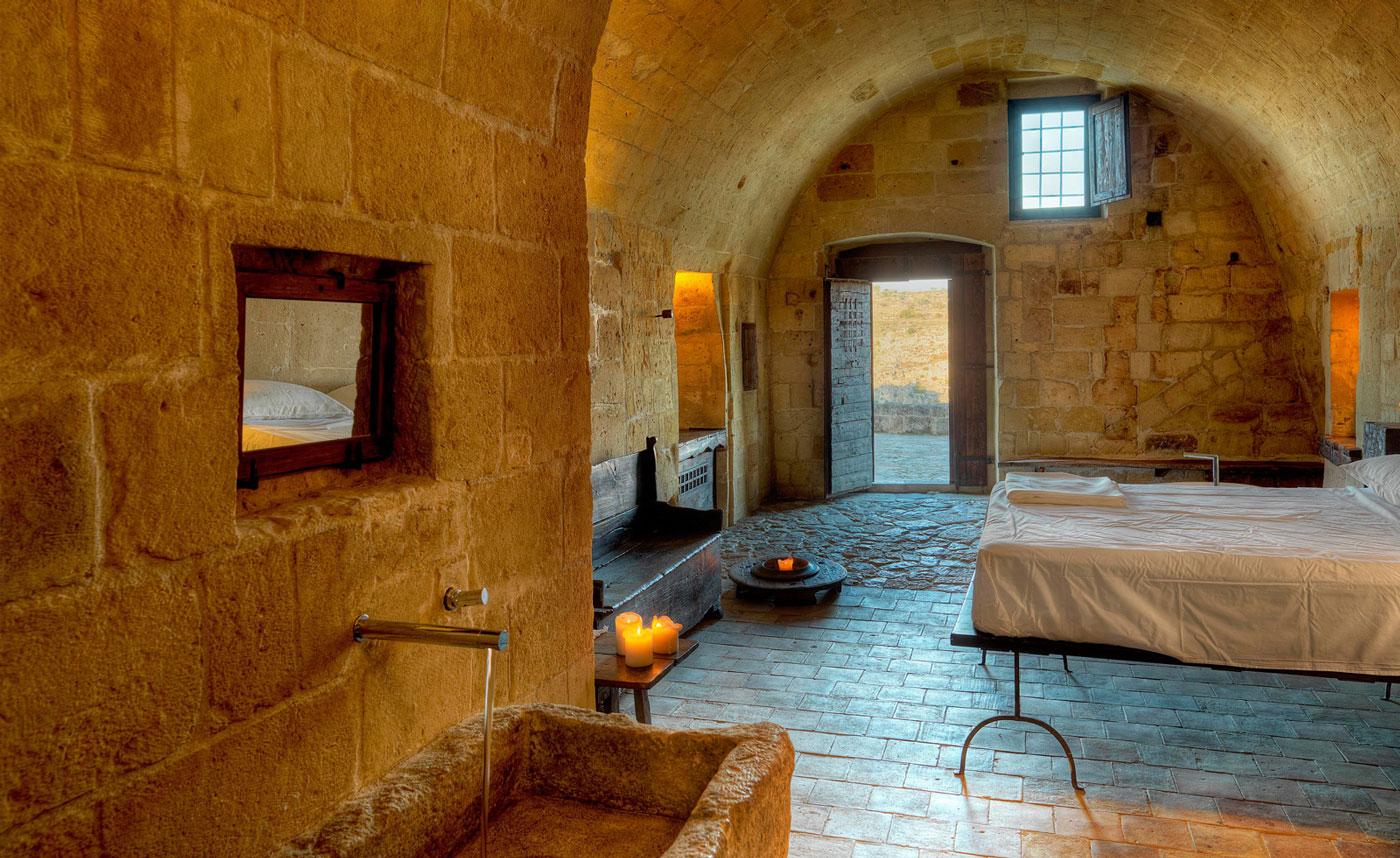 Sextantio Grotte Civita Matera Italy – honeymoon destination