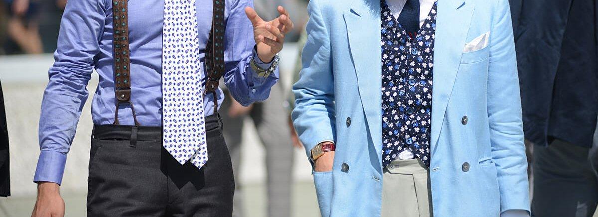 Short Men – proper tie length