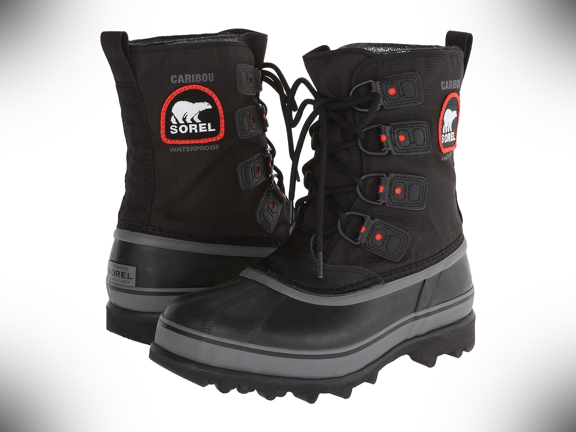 Sorel Caribou XT – waterproof boots for men