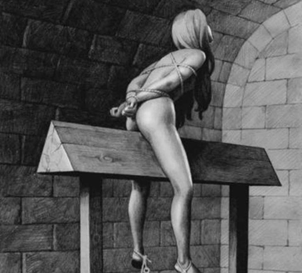 Spanish Donkey – medieval torture device