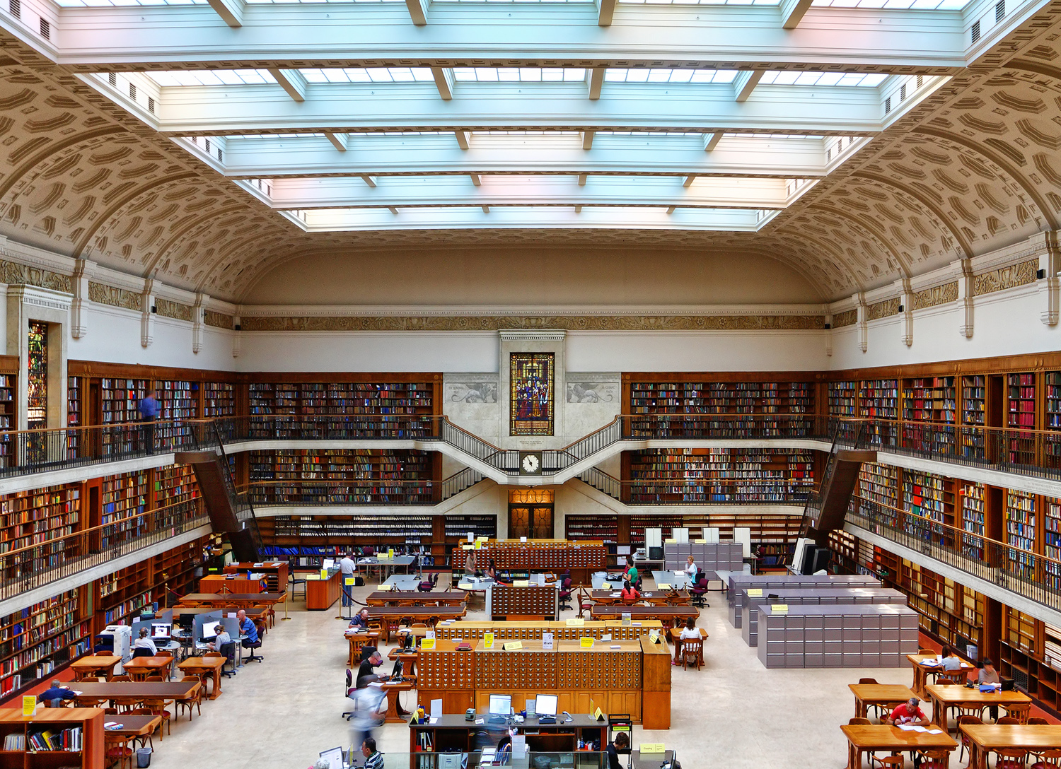 State Beautiful Library of New South Wales