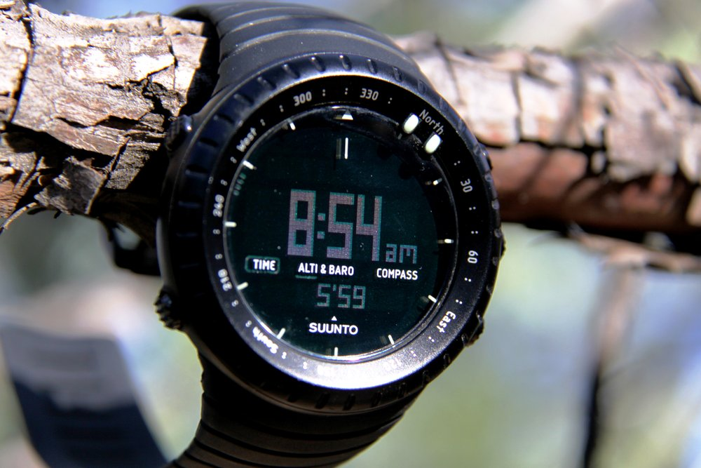 Suunto X-Lander Military Watch