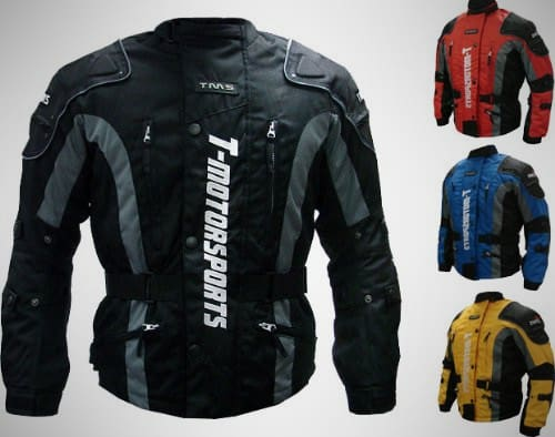 TMS Enduro Armor Motorcycle Jacket 1 Best Motorcycle Jackets for Cool Men (Review) in 2020