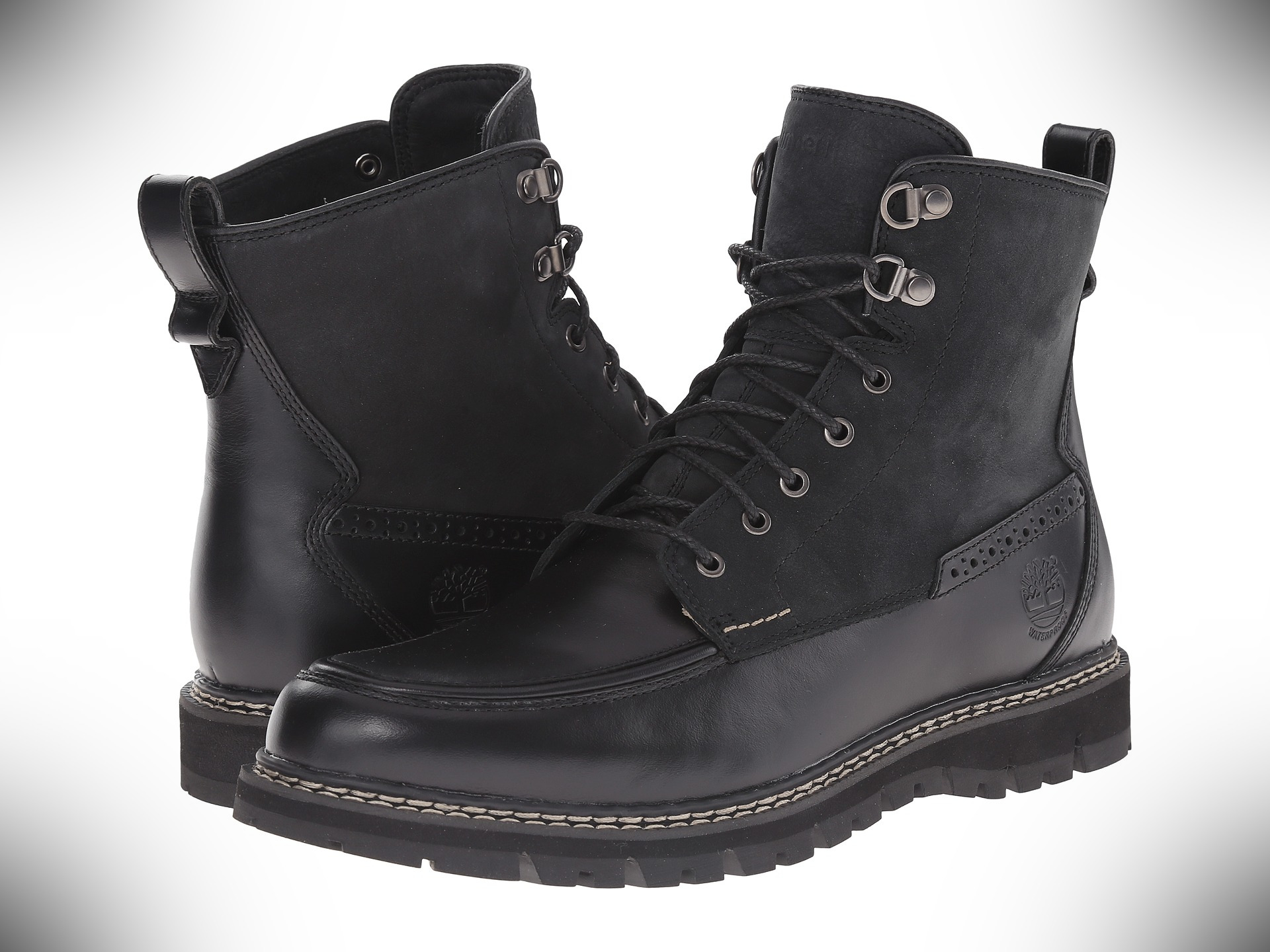Timberland Britton Hill Plain-Toe – waterproof boots for men