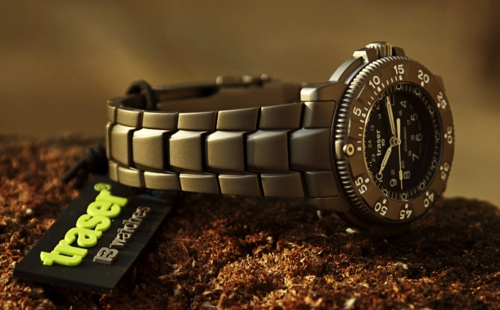 Traser P 6506 Commander Force – tactical watch