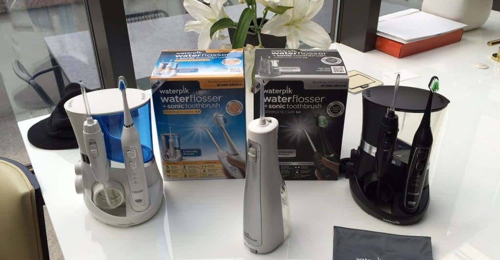 Waterpik Complete Care 5.0 – electric toothbrush