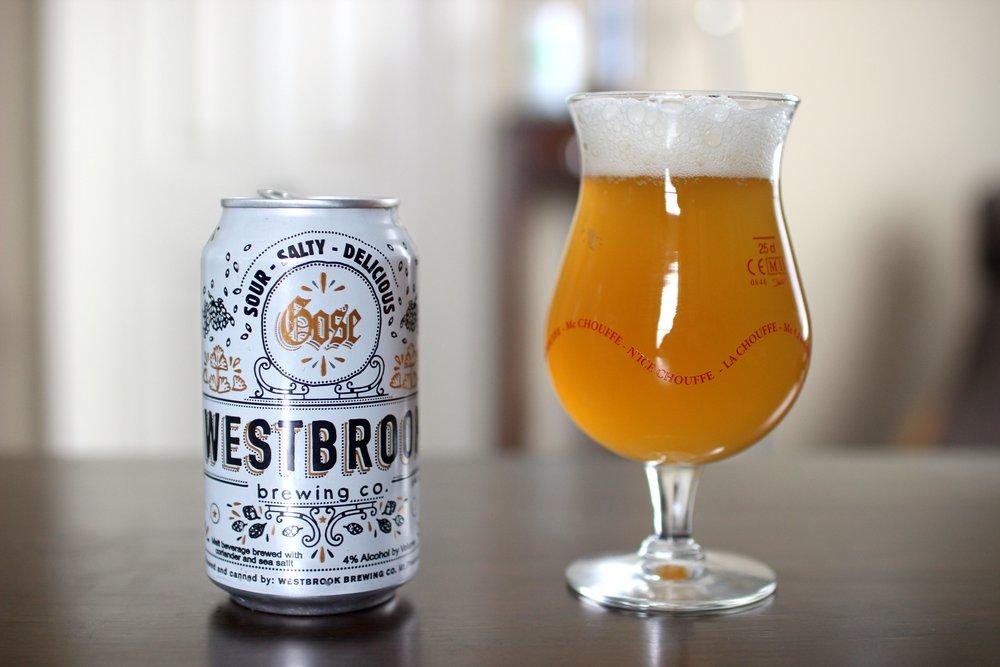 Westbrook Gose – wheat beer