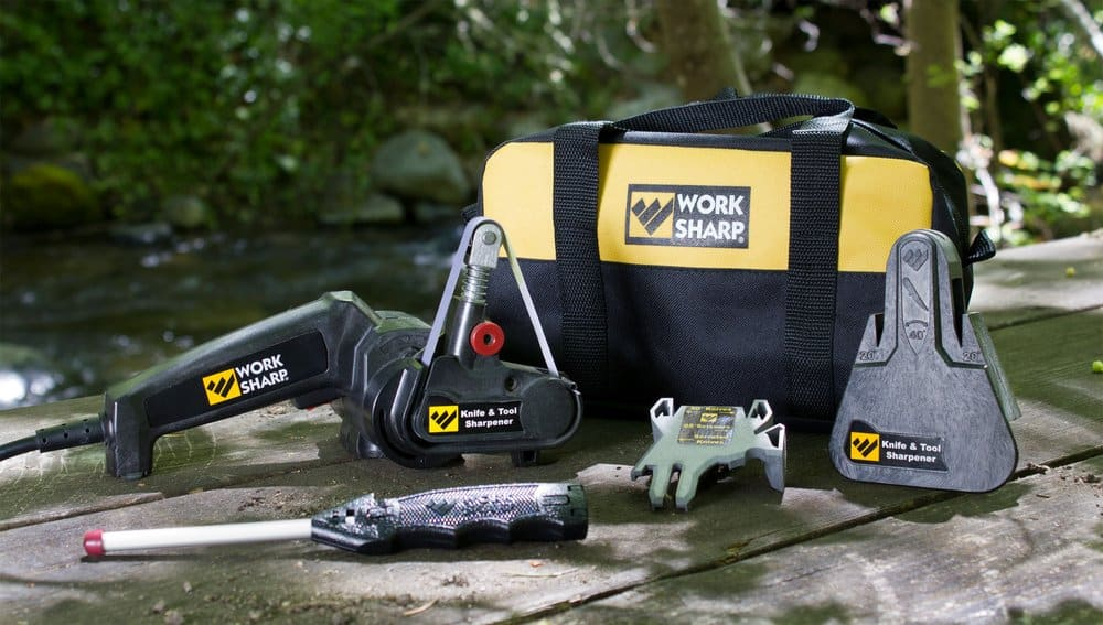 Work Sharp WSKTS-KO Knife and Tool Sharpener
