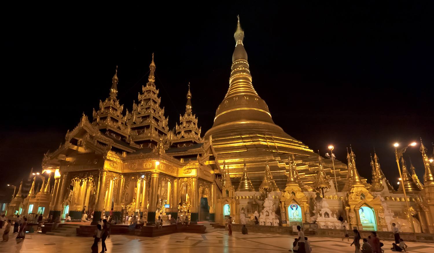 Yangon Myanmar – honeymoon destination