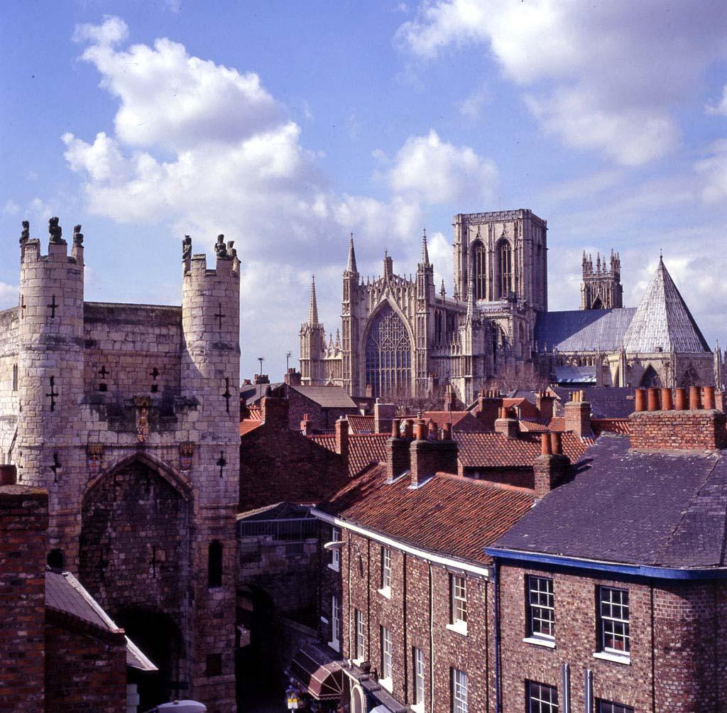 York Great Britain – honeymoon destination