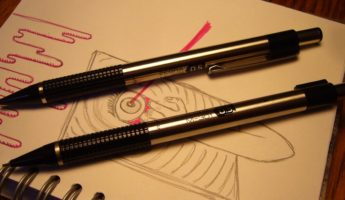 Zebra M 301 mechanical pencil 345x200 18 Incredible Mechanical Pencils for Everyday Carry