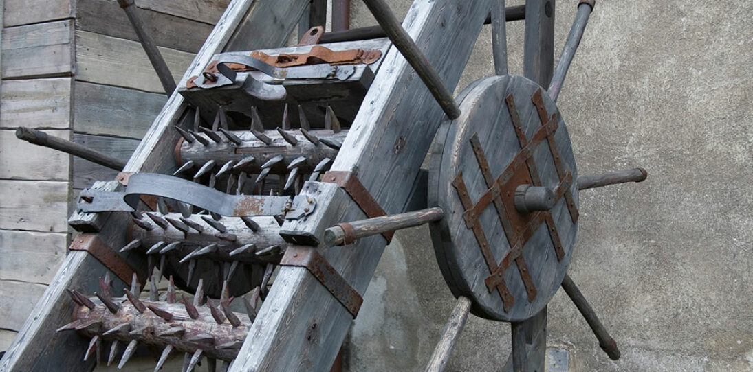26 Medieval Torture Devices
