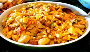 Ackee and Saltfish breakfast food 345x200 21 Incredible Breakfast Foods From Around the Globe