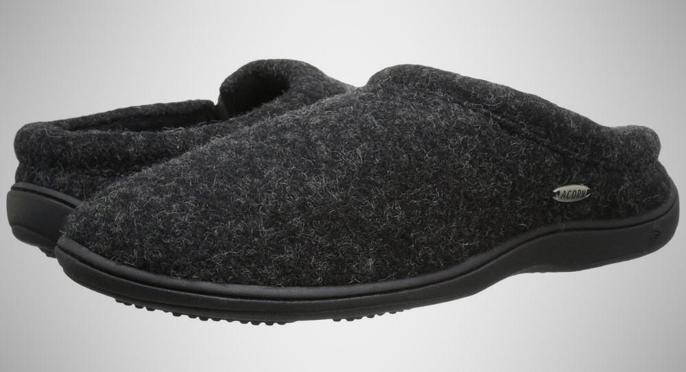 Acorn Digby Gore Mule – mens slippers