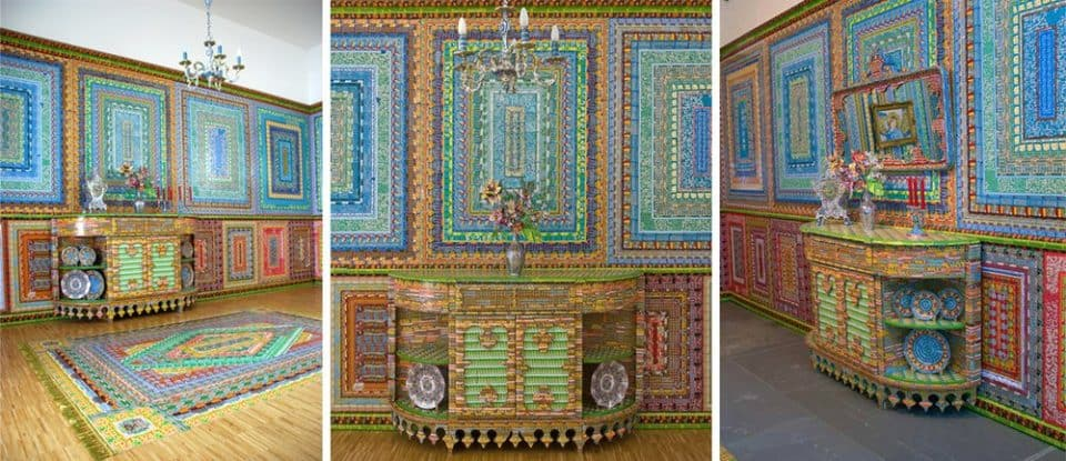 Adam Eckstrom and Lauren Was Dream Home junk art 960x415 28 Works of Junk Art That Will Blow Your Mind