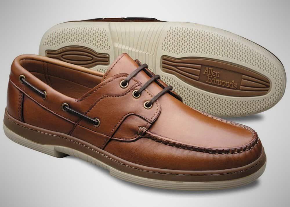 Allen Edmonds Eastport Boat Shoes – mens accessories