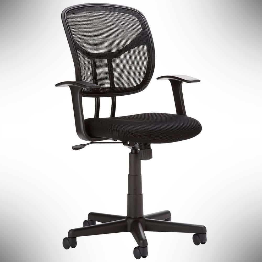 Amazon Basics Mid-Back Mesh Computer Chair