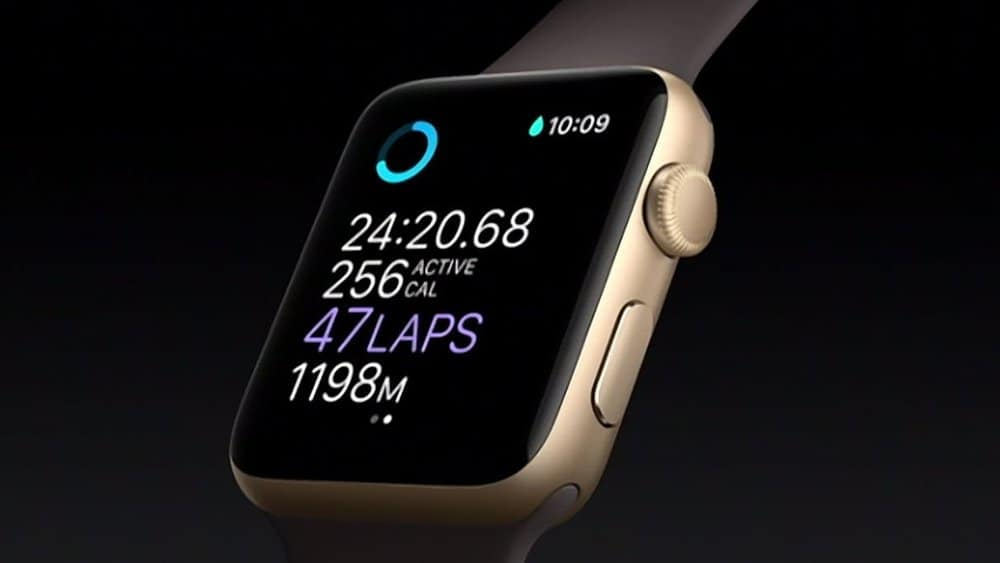 Apple Watch 2 for EDC