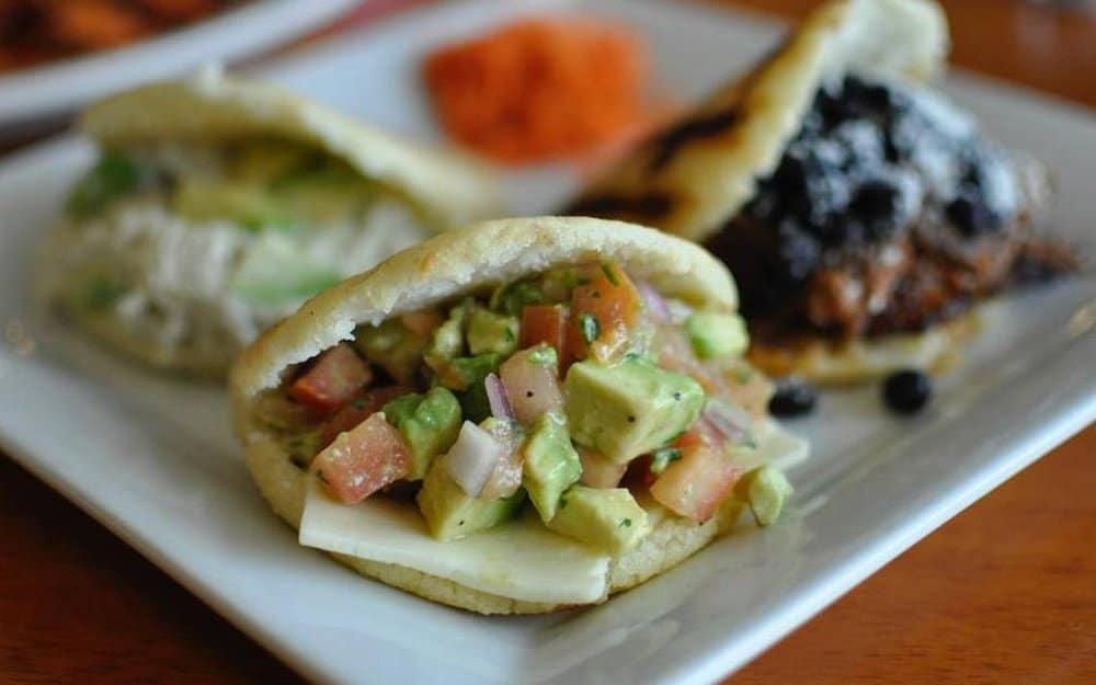 Arepas – breakfast food