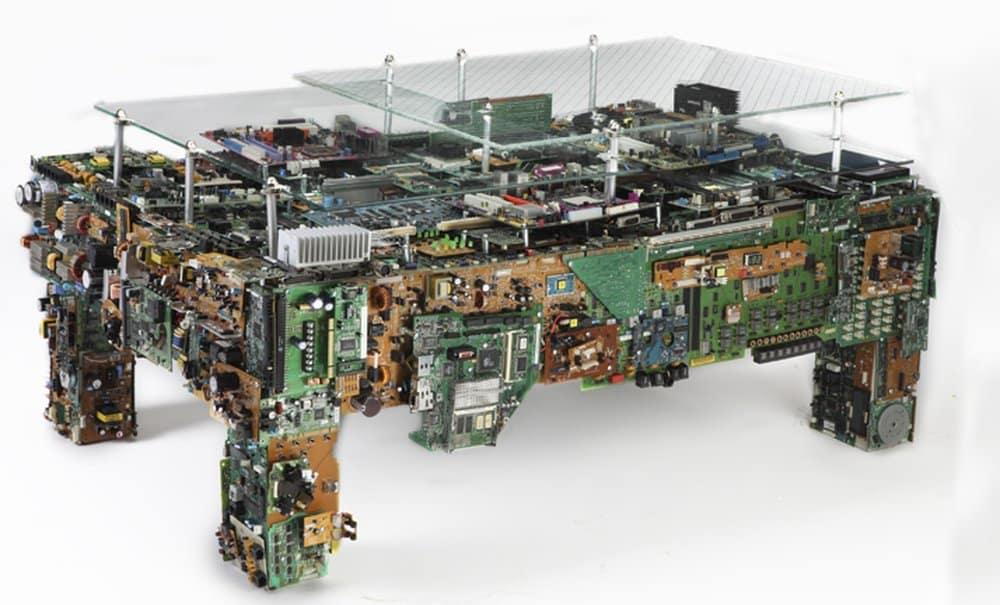 BRC Designs Binary Low Table – junk art