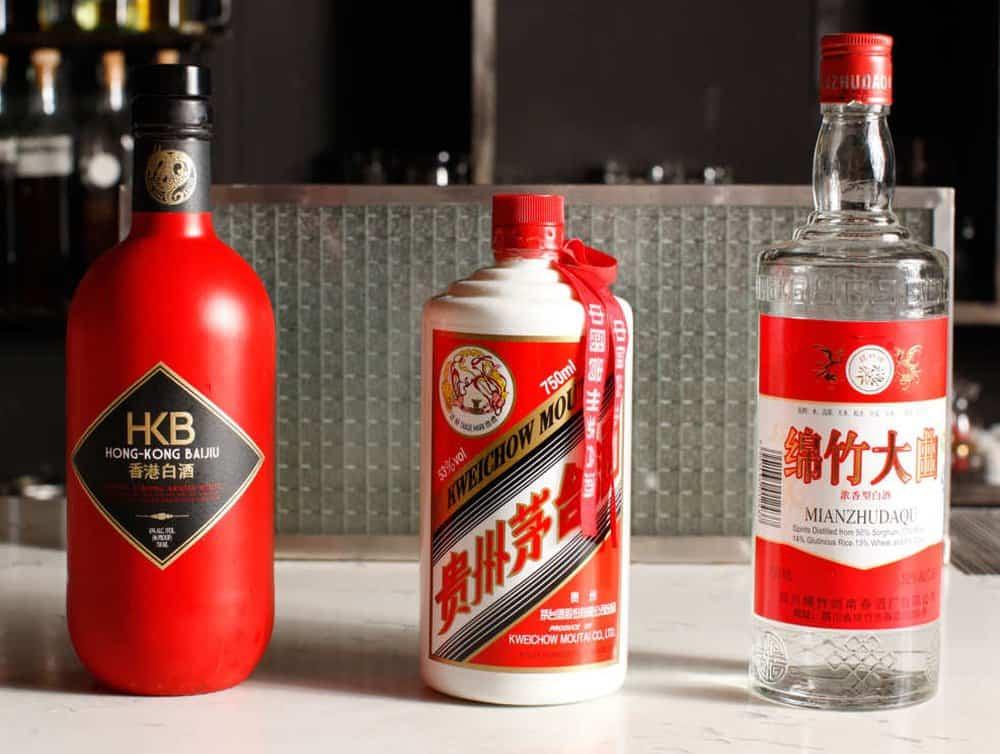 Baijiu – strange alcohol