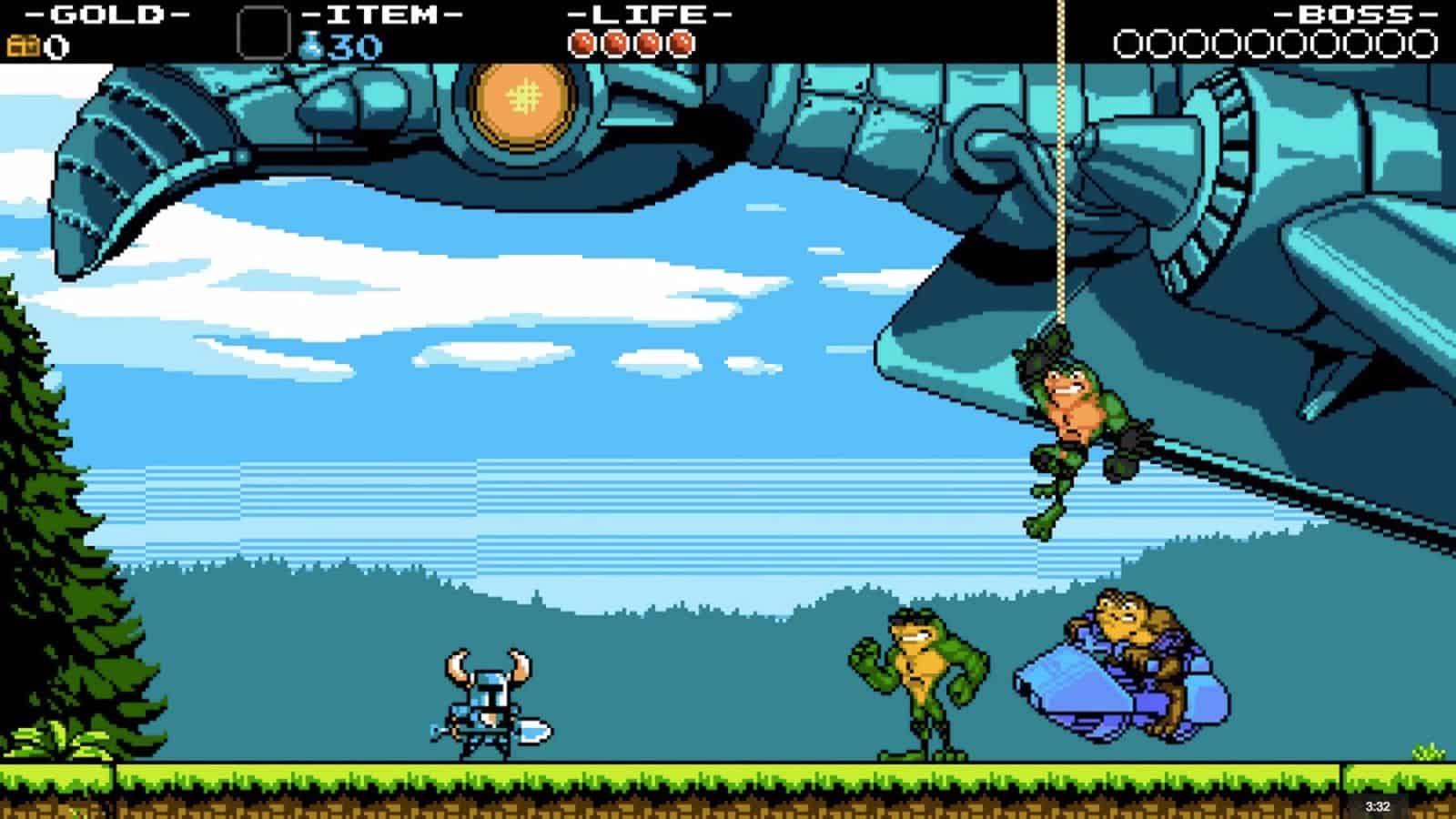 Battletoads – popular video game
