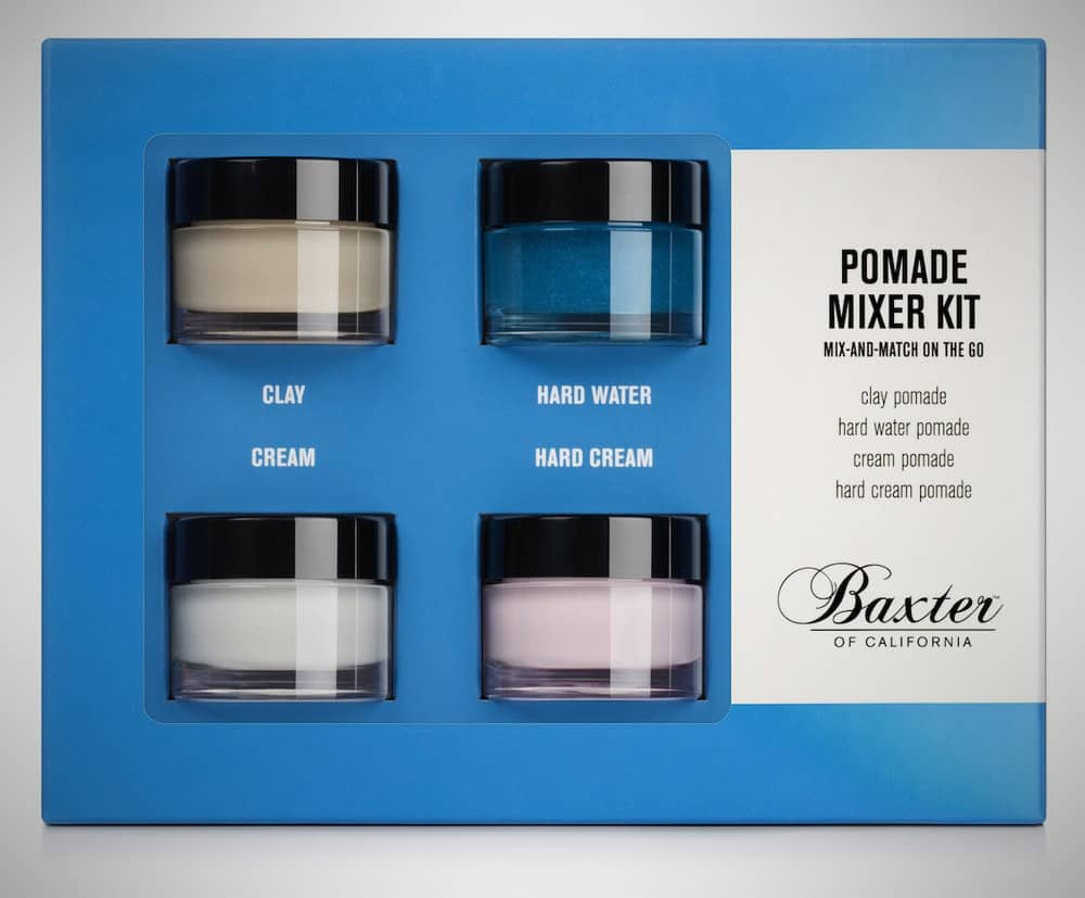 Baxter Pomade for Men Mixer Kit