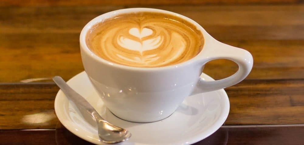 Breve – espresso drink