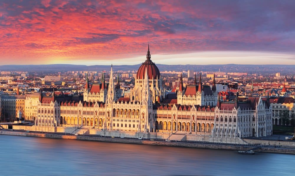 Budapest, Hungary – beautiful city