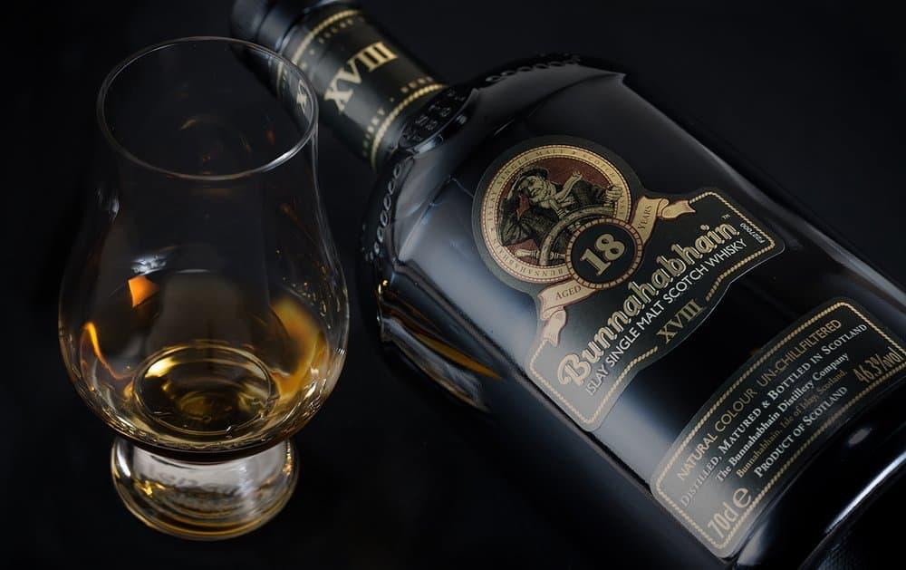 Bunnahabhain 18 Islay – scotch under 250