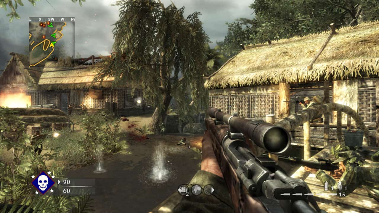 Call of Duty: World at War – popular video game