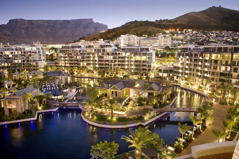 Cape Town, South Africa – beautiful city