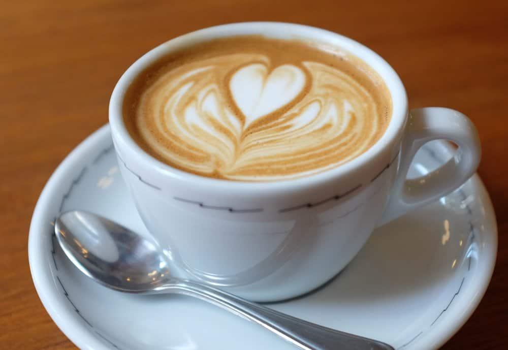 Cappuccino – espresso drink