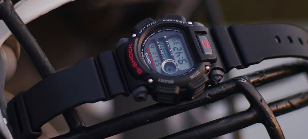 Casio G-Shock DW9052-1V – edc watch