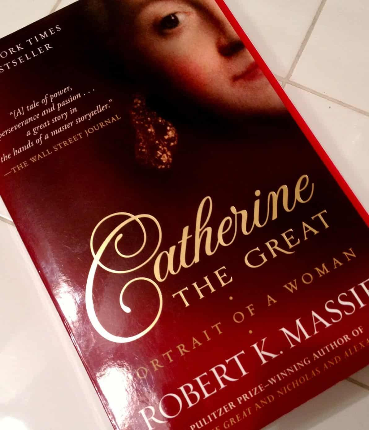 Catherine the Great: Portrait of a Woman – best biography