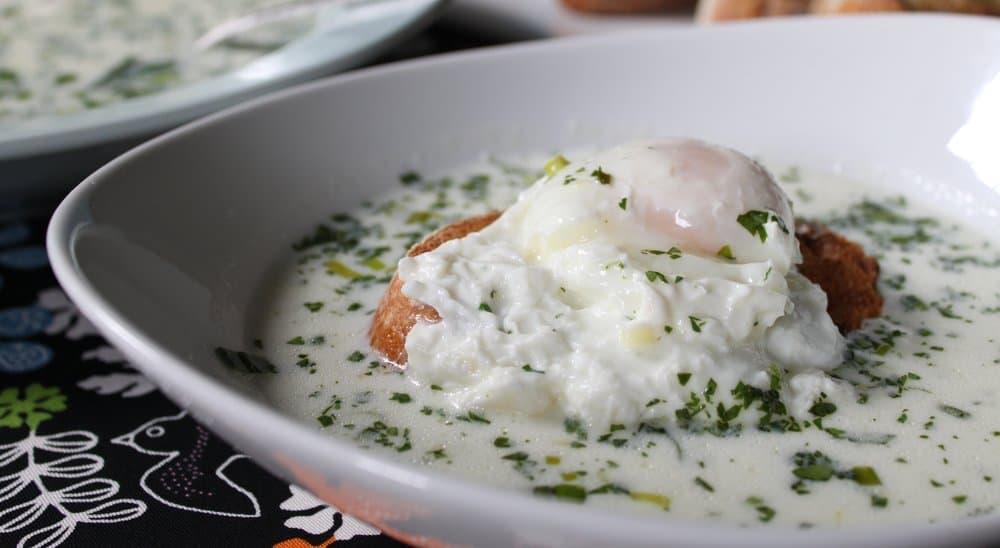 Changua – breakfast food