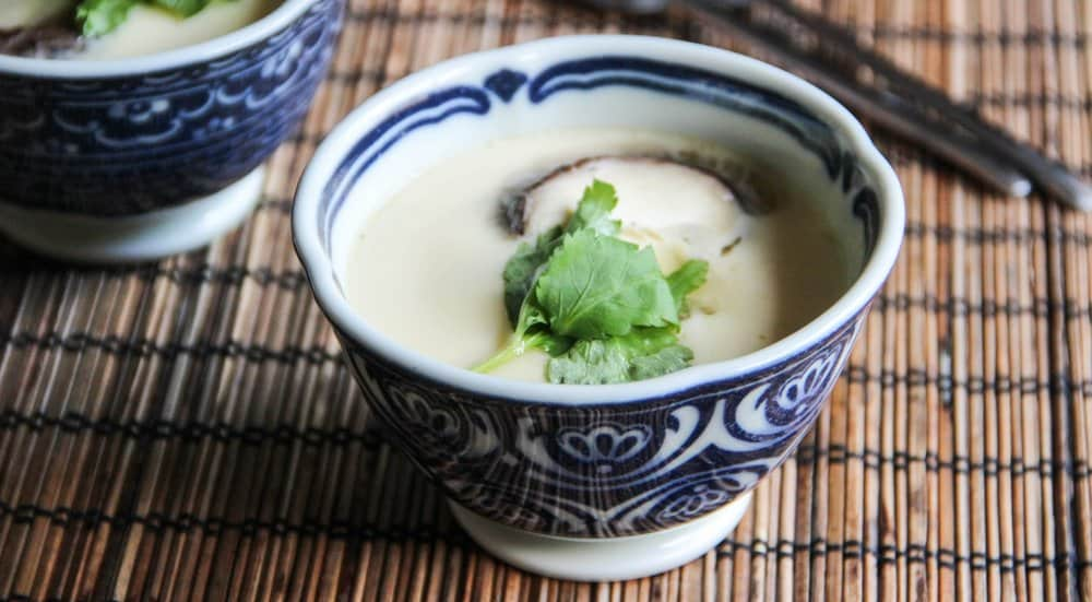 Chawan Mushi – breakfast food
