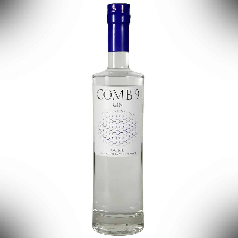 Comb 9 Gin – strange alcohol