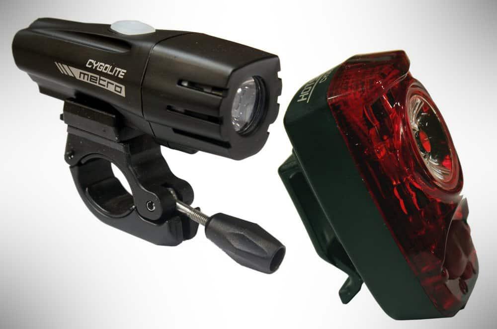 Cygolite Metro 400 HotShot – bike light