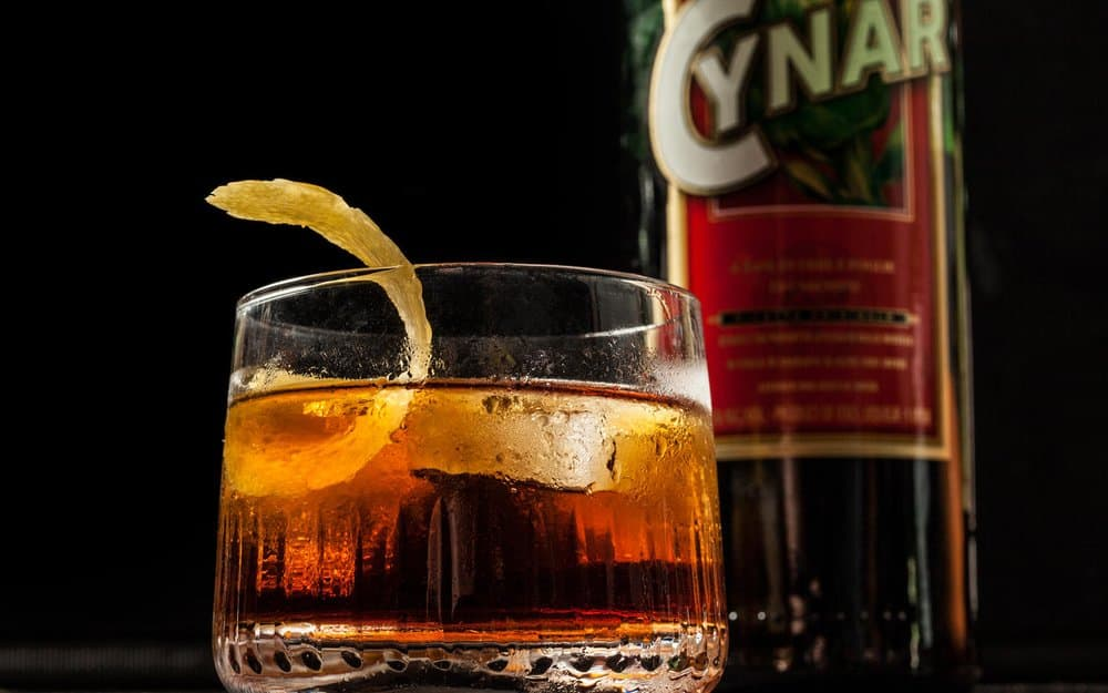 Cynar – strange alcohol