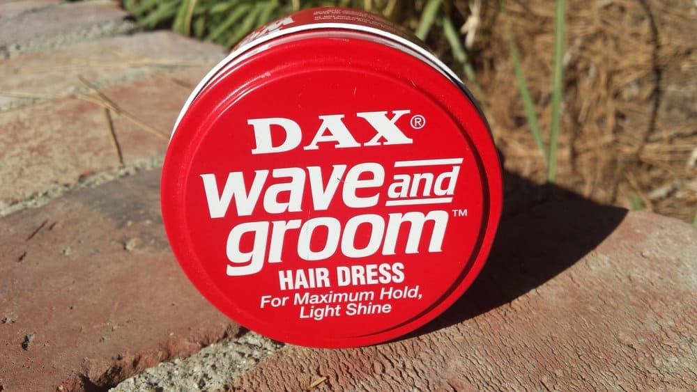 Dax Wave and Groom – hair pomade for men