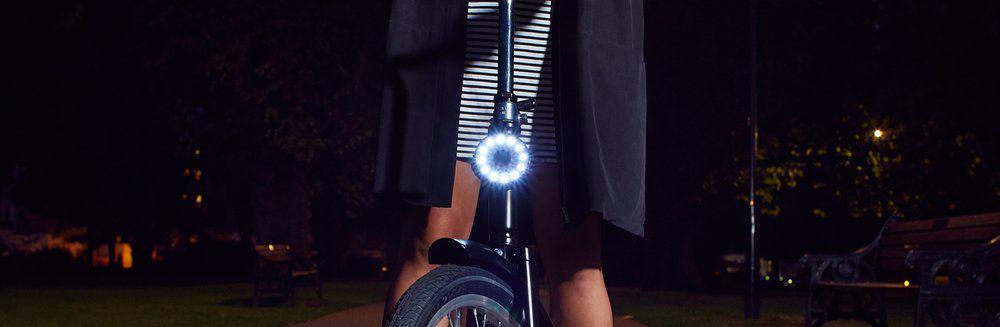 Double O Bike Light