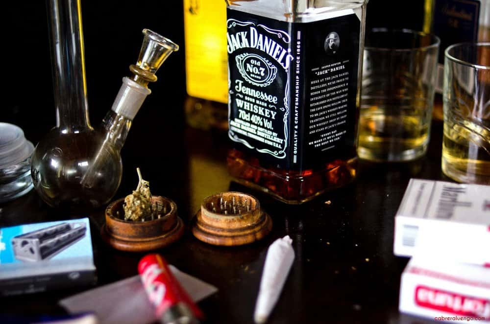 Drugs and Alcohol – insomnia cure