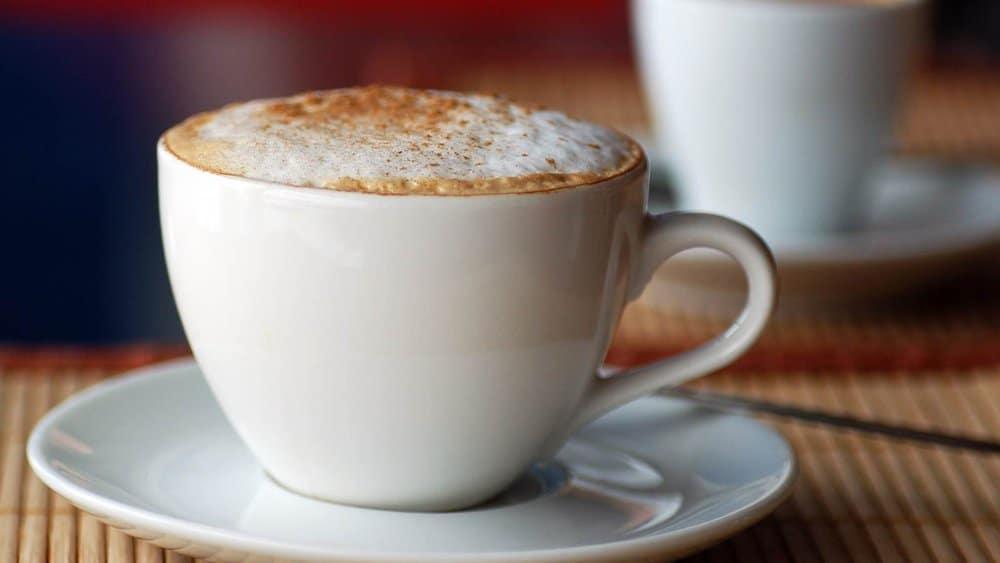 Dry Cappuccino – espresso drink