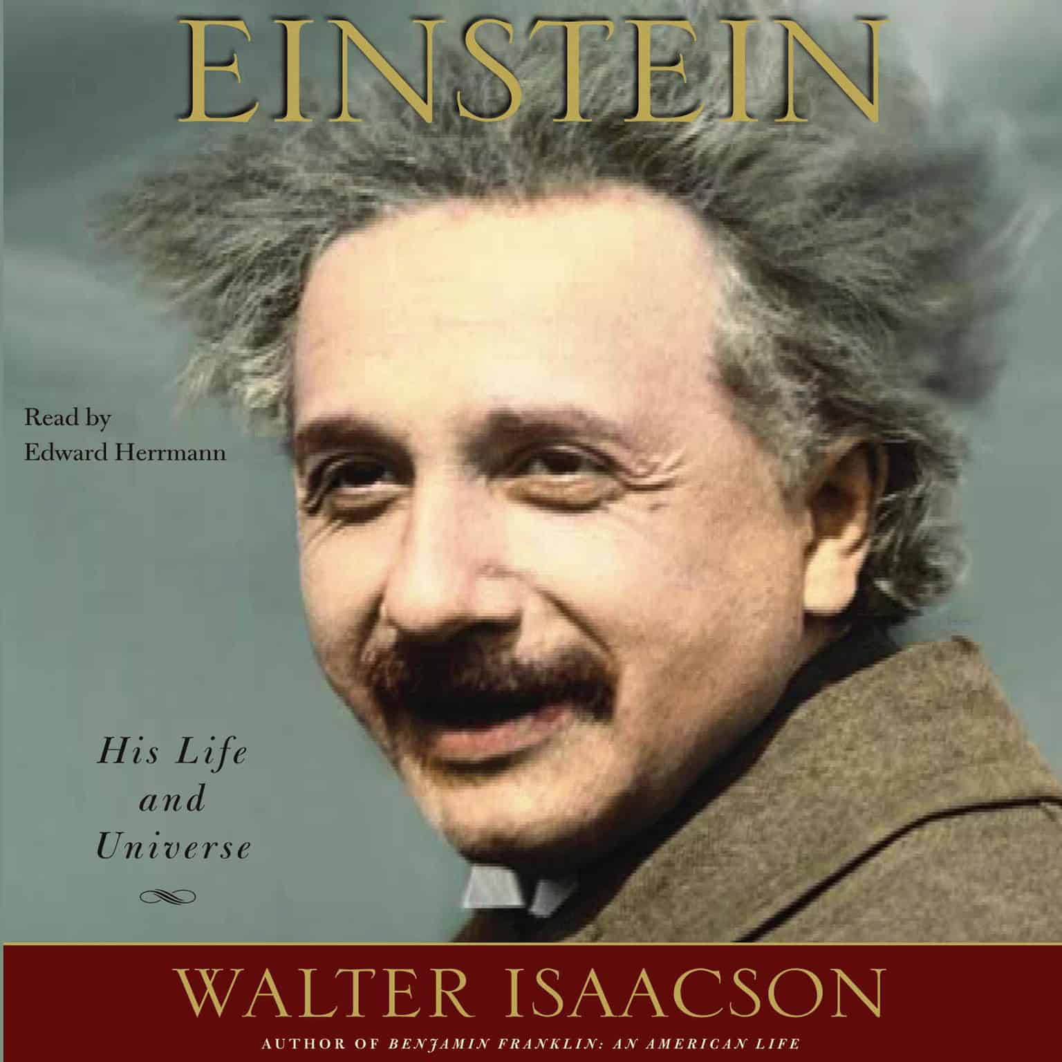 Einstein: His Life and Universe – biography
