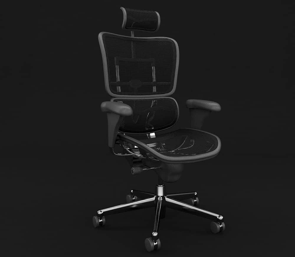 Ergohuman Office – computer chair