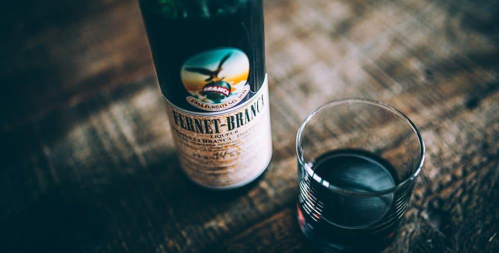 Fernet Branca – strange alcohol