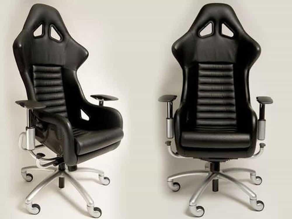 Ferrari F360 Challenge Carbon Fiber Computer Chair